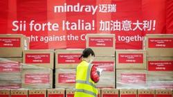 イタリア向けのマインドレイ製品の梱包(同社HP)
