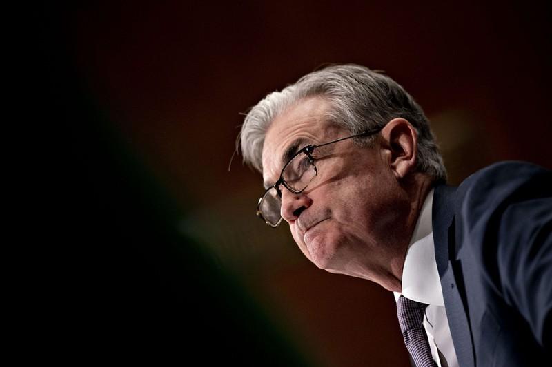 パウエルFRB議長を難題が待ち受ける(Bloomberg)