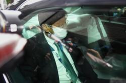 新聞記者宅での賭けマージャンを認め、辞表を提出した黒川弘務・東京高検検事長。そもそも「定年延長」の無理筋を描いたのは誰だったのか(東京都内で5月21日)