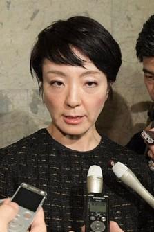 Anri Kawai, a House of Councillors member, is seen at the Diet in Tokyo in this Jan. 23, 2020 file photo. (Mainichi/Masahiro Kawata)