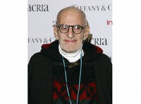 In this Dec. 10, 2014 file photo, playwright Larry Kramer attends Acria's 19th Annual Holiday Dinner Benefit in New York. (Photo by Donald Traill/Invision/AP)