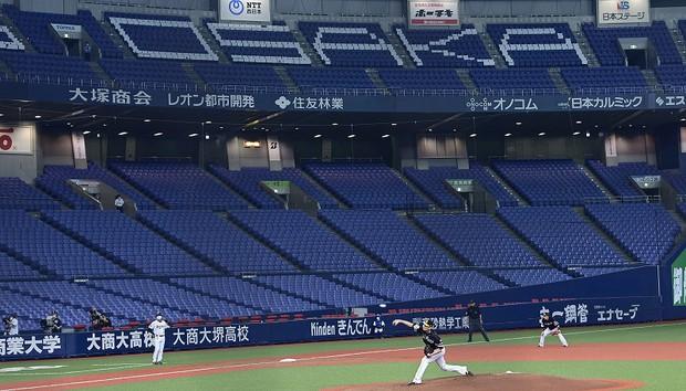 試合 プロ 野球 練習