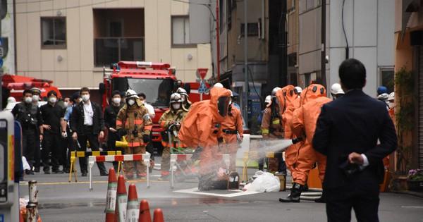 猛毒「フッ化水素酸」か、こぼれ異臭 東京・秋葉原の路上、けが人なし ...