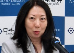 名古屋市中区で2018年4月5日午後4時7分、小倉祥徳撮影