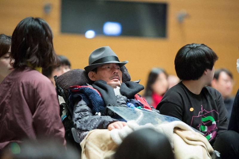 生きにくい子どもや若者の支援をしている静岡の「縁側フォーラム」。岡部さんは毎年東京から駆け付ける=筆者提供