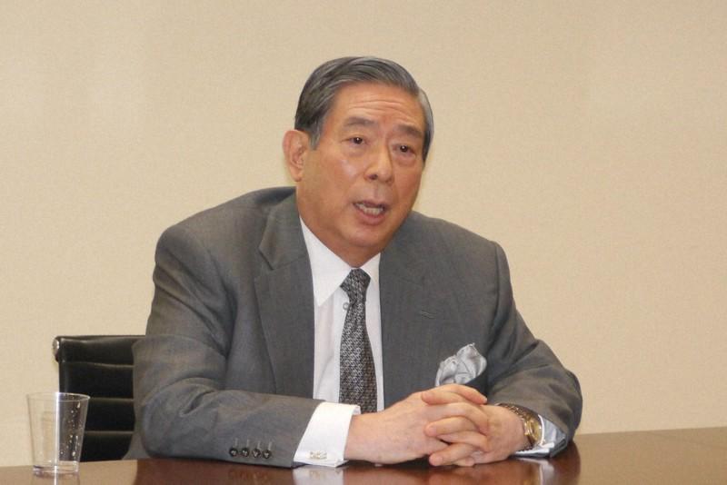 北尾吉孝・SBIホールディングス社長