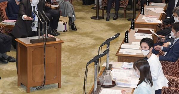 「クラウド蓮舫」が話題に マイナンバーカードの質疑で 参院予算委