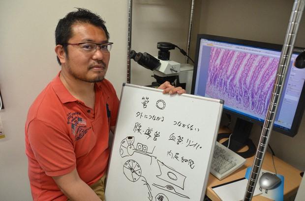 本物見ること重要」 コロナで実習できない学生宅に顕微鏡送り指導 ...