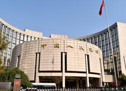 デジタル人民元の実用化を急ぐ中国人民銀行=中国・北京で2019年11月12日午前、赤間清広撮影