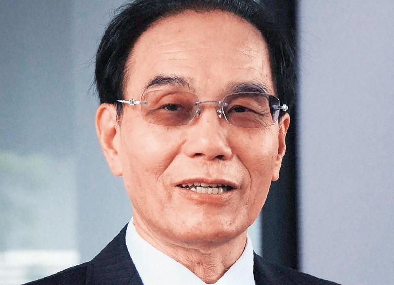 戴正呉会長兼社長