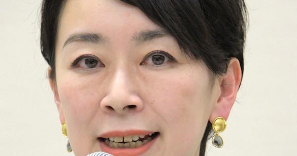 mainichi.jp - 山尾志桜里氏、国民民主に入党 3月に立憲を離党