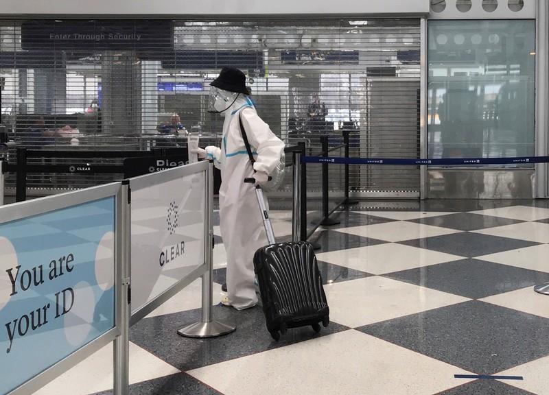シカゴ・オヘア空港での一幕