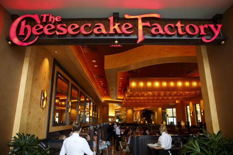 米ロサンゼルスのチーズケーキ・ファクトリーの店舗(Bloomberg)