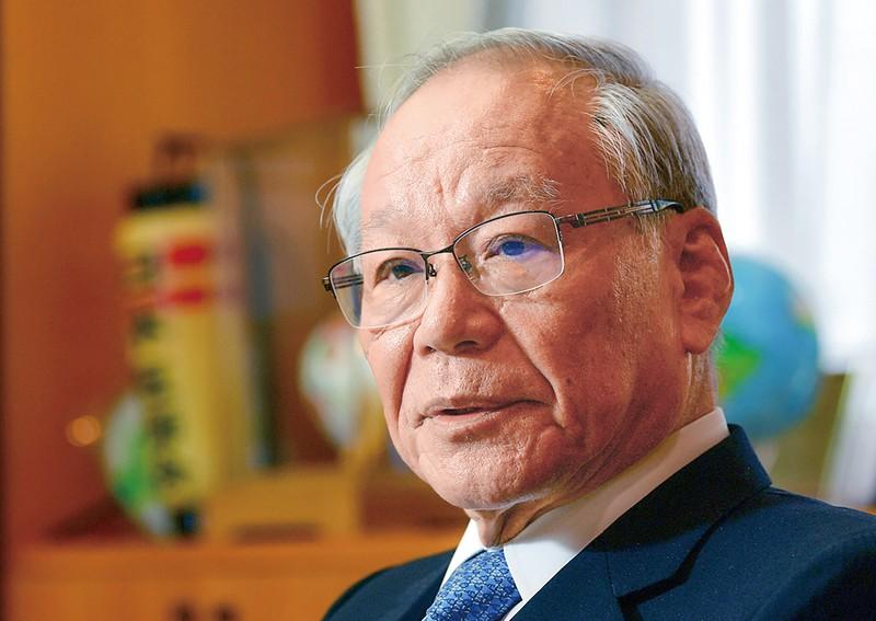 横倉義武日本医師会会長