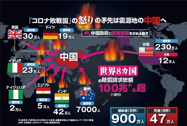 中国 コロナ 責任 とれ トランプ「中国、コロナの責任をとれ」中国へ全方位的な圧力かける│...