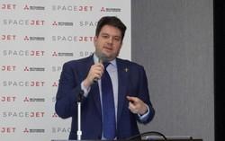 6月末で三菱航空機を去るアレックス・ベラミー最高開発責任者