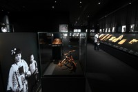 Only a few people are seen at Hiroshima Peace Memorial Museum, which is limiting visitor numbers to prevent coronavirus infections, in Hiroshima's Naka Ward, on June 5, 2020. (Mainichi/Naohiro Yamada)