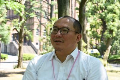 新型コロナウイルスの対策を振り返る西浦博・北海道大教授=東京都千代田区で2020年6月16日、金秀蓮撮影