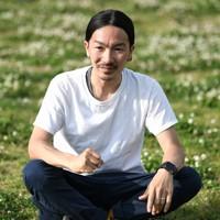 全国のキッチンカー検索サイトなどを運営するプルーブライフの山本新一代表=千葉市中央区で2020年5月27日、竹内紀臣撮影