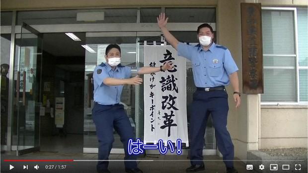 警察も「新しい広報」模索 愛知県警の巨漢「KINAちゃん」がYouTube登場 ...