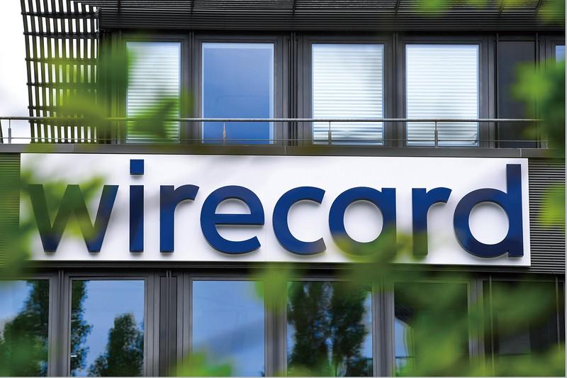 破産申告したワイヤーカード社 (Bloomberg)