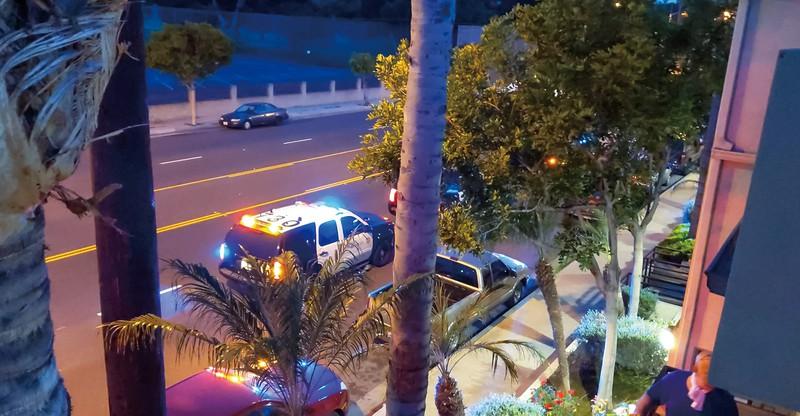 ロサンゼルス市警は信頼を取り戻せるか…… 筆者撮影