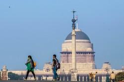 世界遺産でもある大統領官邸付近は観光地としても有名 (Bloomberg)