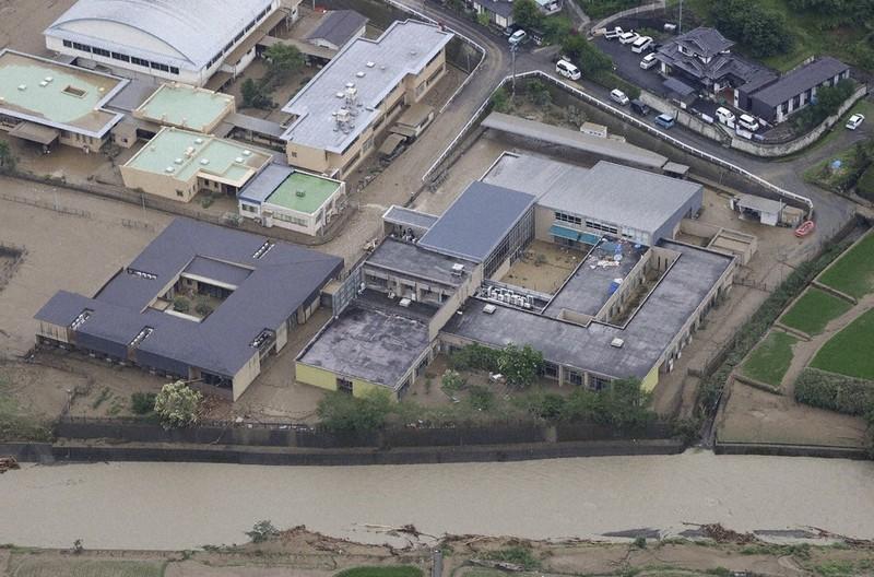 球磨 川 水害