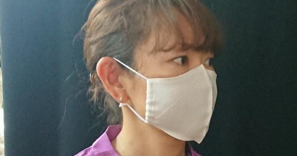 桐生 シルク マスク