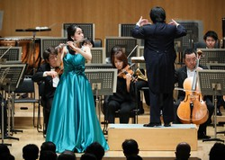 今年2月20日に開催された日本音楽コンクールの受賞者発表演奏会