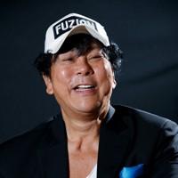インタビューに答えるプロレスラーの大仁田厚さん=東京都千代田区で2020年6月20日、吉田航太撮影