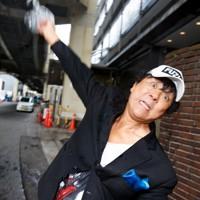 プロレスラーの大仁田厚さん=東京都千代田区で2020年6月20日、吉田航太撮影