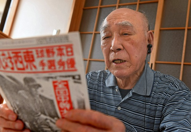 1942年夏、幻の甲子園 広島商の元「選士」がいま後輩たちに送る ...