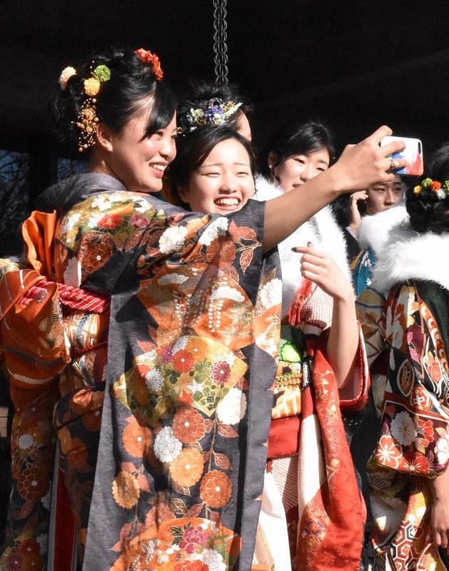 一生に一度の機会」 京都市の2021年成人式 コロナ対策し予定通り実施 ...