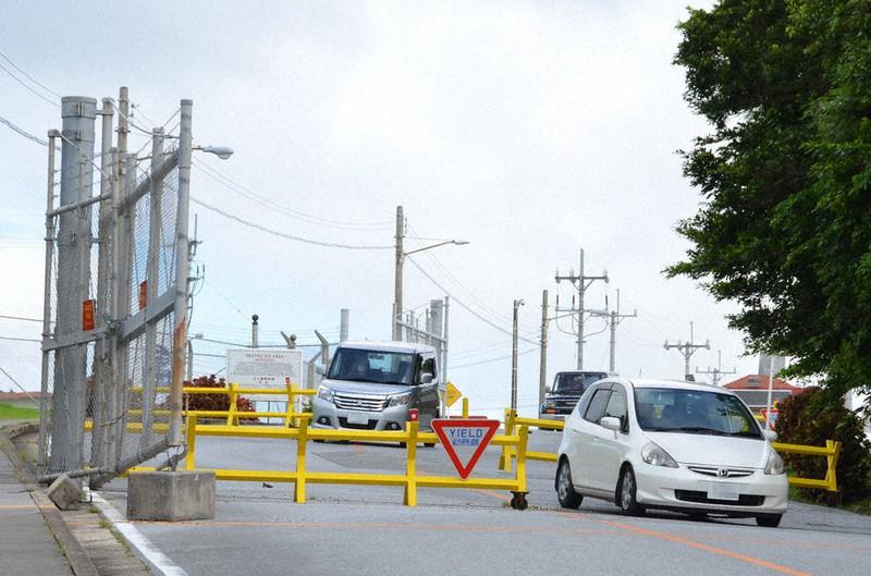 新型コロナ 沖縄のアメリカ軍基地で感染広がる