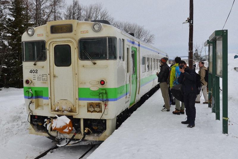 「日本一最終列車が早い」と言われたJR北海道の札沼線は、4月に一部区間が廃止となった