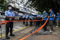 中国政府直属の治安維持機関が設置され、警戒感が高まる(Bloomberg)
