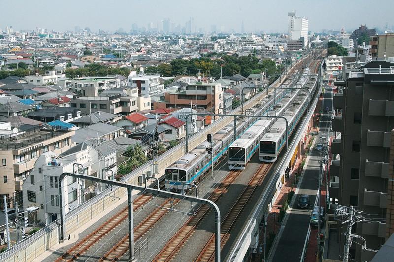 小田急は鉄道需要回復への期待から株価が堅調に推移