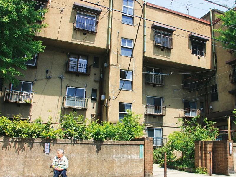最後の同潤会アパート「上野下アパート」も2013年に取り壊された