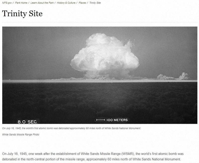 初の核実験を「驚くべき偉業」と称賛 トランプ氏声明から米国の核 ...