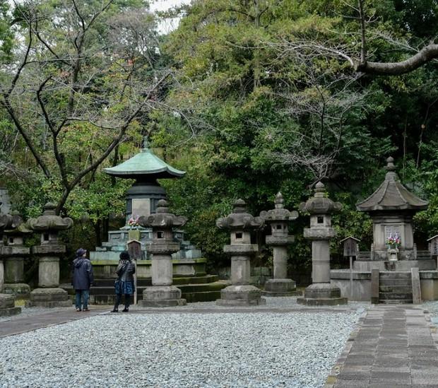 徳川将軍家墓所拝観
