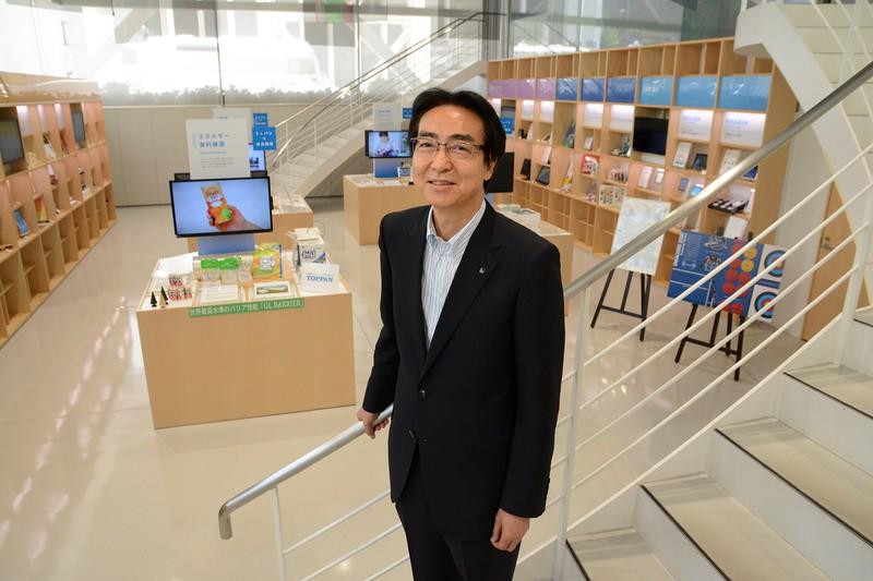 Interviewer 藤枝克治(本誌編集長) Photo 武市 公孝 東京都台東区で