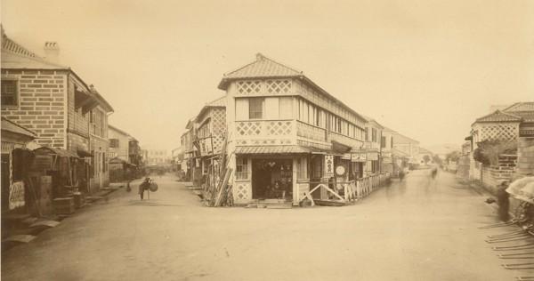 横浜中華街「最古の写真」 1874年以前、オーストリア写真家が撮影か ...