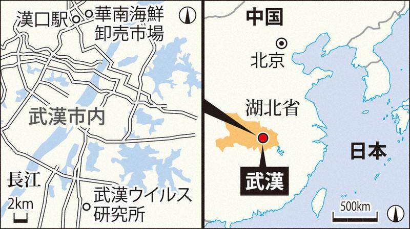 新型 コロナ 武漢 研究 所