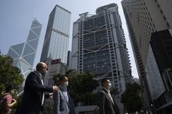 金融センターの行方が注目される(Bloomberg)