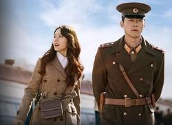 韓流ビデオは、北朝鮮内でも人気(「愛の不時着」、Netflixホームページより)