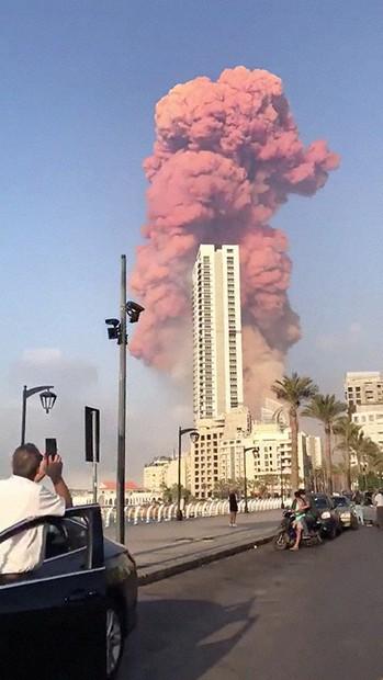 レバノン首都爆発、死者78人に 日本人1人けが がれきの下に多数 ...