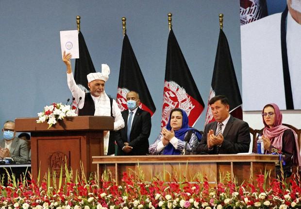 アフガン、近く和平協議 タリバン捕虜解放決議 国民大会議 - 毎日新聞