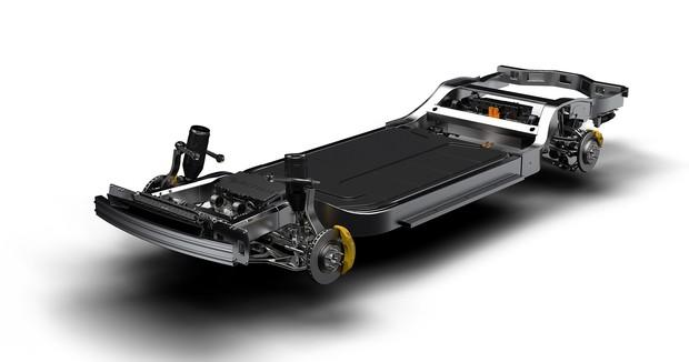 リビアンがフォードにも提供する予定のEVプラットホーム
