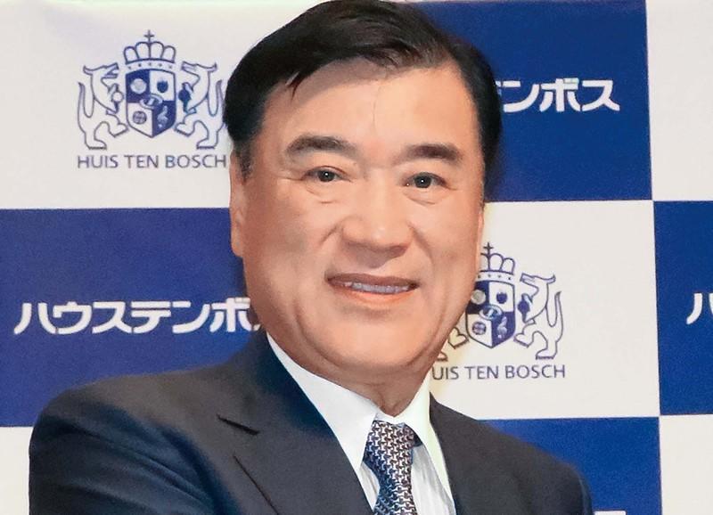 エイチ・アイ・エス会長兼社長の沢田秀雄氏